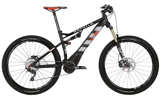 Rotwild Mountainbike - Cross-Country R.C+ FS 27.5 E-MTB - COMP (2016)