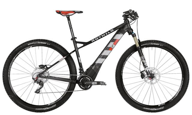 Rotwild Mountainbike - Cross-Country R.C+ HT E-MTB - 29 COMP (2016)