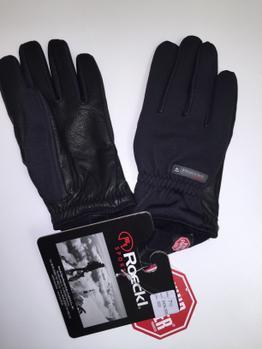Roeckl Handschuh Korabi, Beispielbilder, ggf. teilweise mit Sonderausstattung