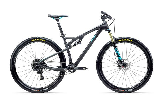 YETI ASRc Crosscountry-Mountainbike - ENDURO mit SRAM GX