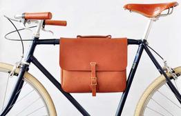 Vittoria Bag Rahmentasche aus Leder, Beispielbilder, ggf. teilweise mit Sonderausstattung