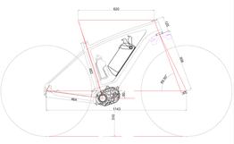 E-LOM C29 XT - Eletkro-Mountainbike 29er, Beispielbilder, ggf. teilweise mit Sonderausstattung