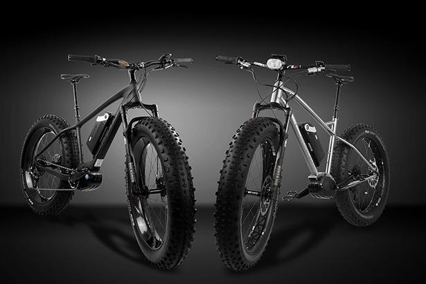 E-LOM Elektro-Mountainbikes