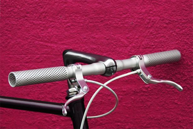 Seegras Fahrradlenker alu pur