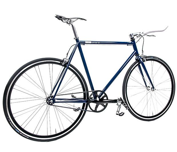 mika amaro Inky Blue - Singlespeed Limited Edition -
