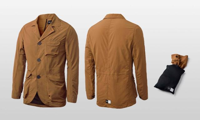 PEdAL ED Jacken - SADDLE PACKABLE JACKET