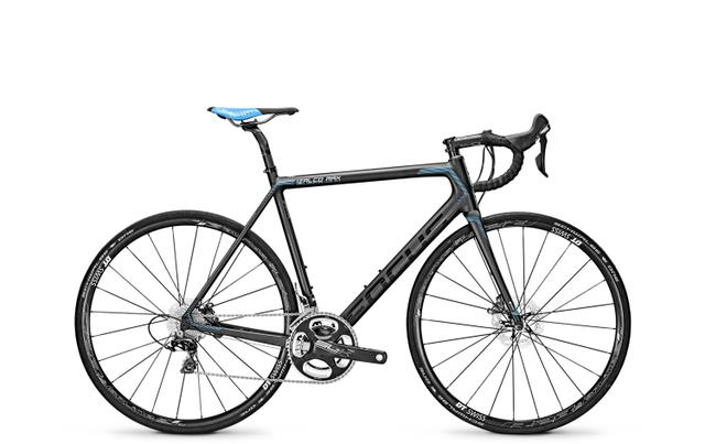 FOCUS Rennrad Race Izalco Max - DISC DURA ACE MIX (2016)