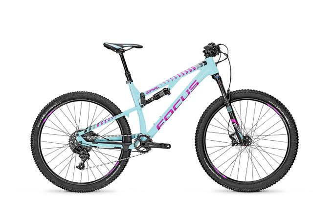 FOCUS Mountainbike Spine - EVO DONNA (2016)