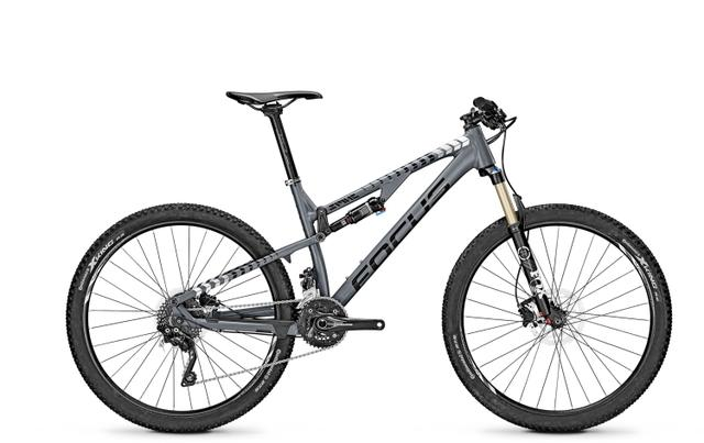 FOCUS Mountainbike Spine - LTD (2016)