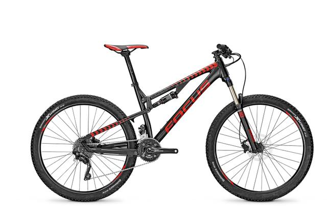 FOCUS Mountainbike Spine - ELITE (2016)