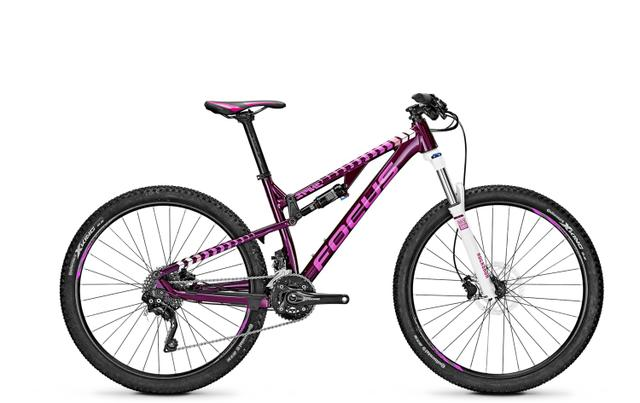 FOCUS Mountainbike Spine - ELITE DONNA (2016)