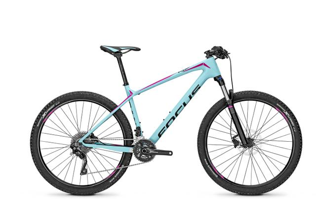 FOCUS Mountainbike Raven 27 - ELITE DONNA (2016)