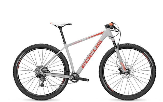 FOCUS Mountainbike Black Forest 29 - FACTORY (2016)