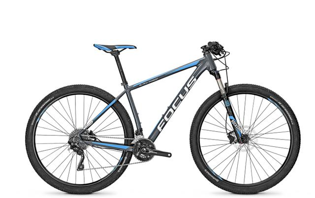 FOCUS Mountainbike Black Forest 29 - PRO (2016)
