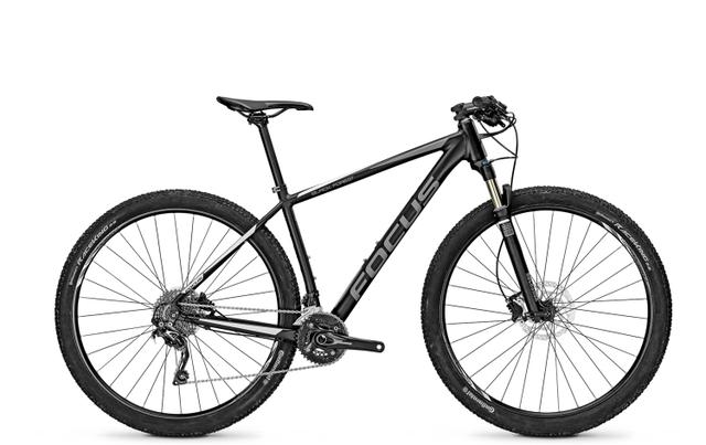 FOCUS Mountainbike Black Forest 29 - LITE (2016)