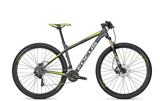 FOCUS Mountainbike Black Forest 29 - LTD (2016)