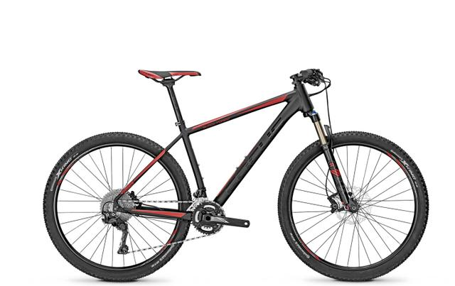 FOCUS Mountainbike Black Forest 27 - SL (2016)