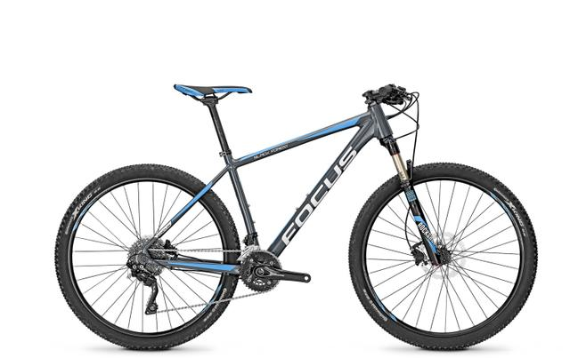 FOCUS Mountainbike Black Forest 27 - PRO (2016)