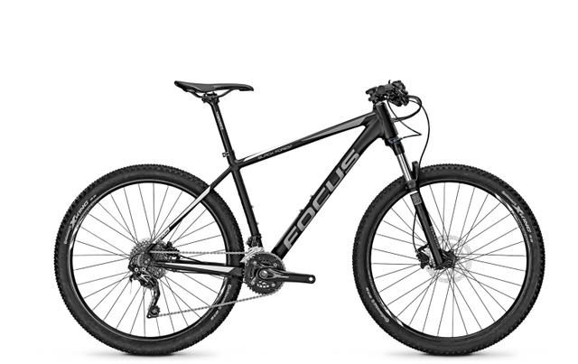 FOCUS Mountainbike Black Forest 27 - LITE (2016)