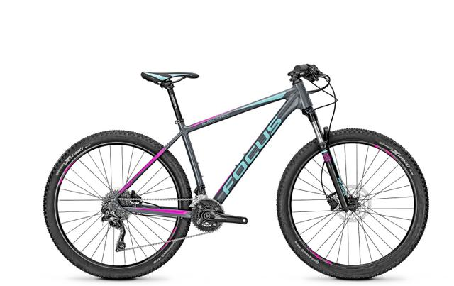 FOCUS Mountainbike Black Forest 27 - LITE DONNA (2016)