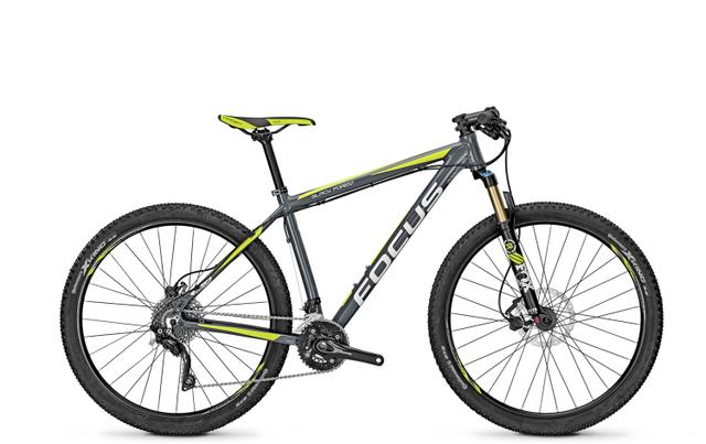 FOCUS Mountainbike Black Forest 27 - LTD (2016)