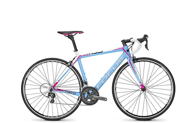 FOCUS Rennrad Performance Cayo - DONNA TIAGRA (2016)