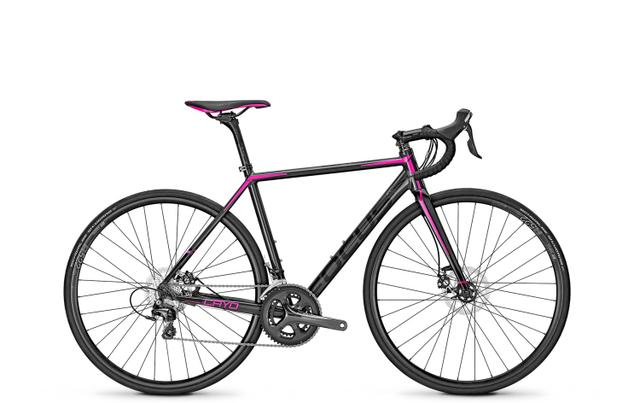 FOCUS Rennrad Performance Cayo AL - DISC DONNA TIAGRA (2016)
