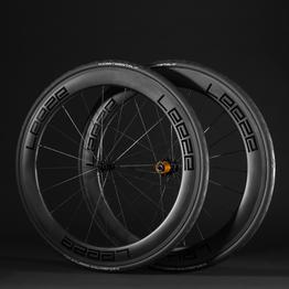 Leeze cc 60 Laufradsatz mit schwarzem Aufkleber (Option), Beispielbilder, ggf. teilweise mit Sonderausstattung