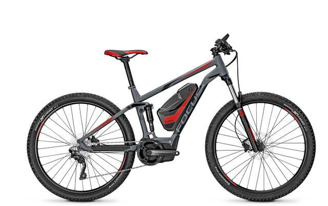 FOCUS E-Bike Trail Thron - PRO