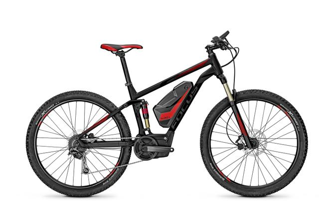 FOCUS E-Bike Trail Thron - LIMITED (2016)