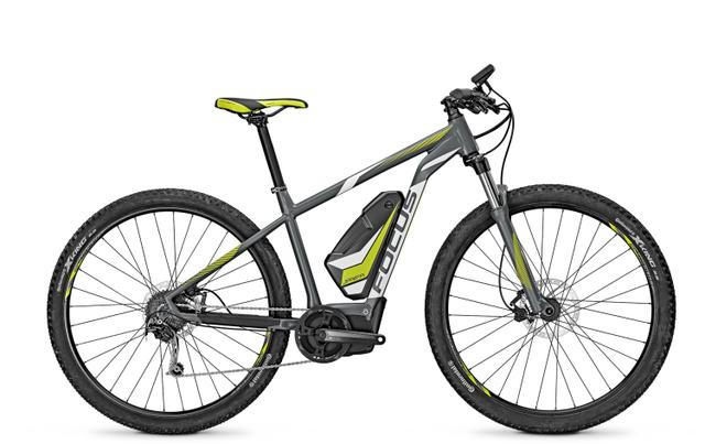 FOCUS E-Bike Sport Jarifa 29 - (2016)