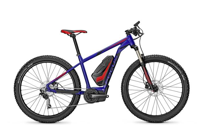 FOCUS E-Bike Sport Jarifa Fat - (2016)