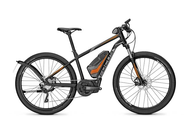 FOCUS E-Bike Sport Jarifa 27 - SPEED 45km/h (2016)