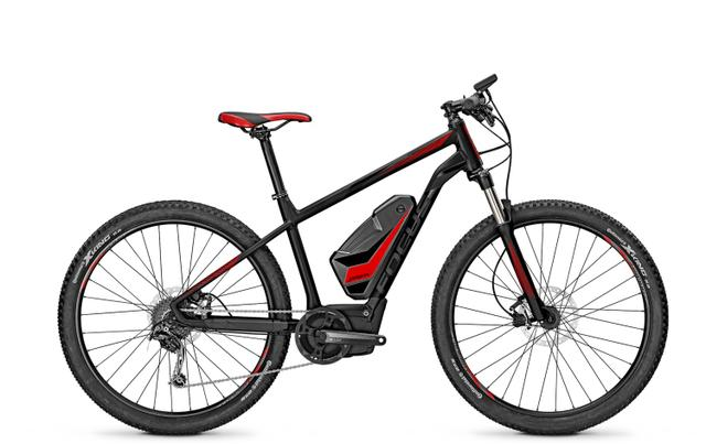FOCUS E-Bike Sport Jarifa 27 - (2016)