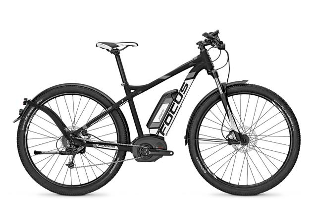 FOCUS E-Bike Sport ATB Jarifa Plus - BOSCH 29  (2016)