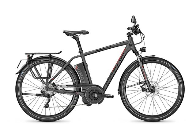 FOCUS E-Bike Trekking Aventura - SPEED 45km/h (2016)