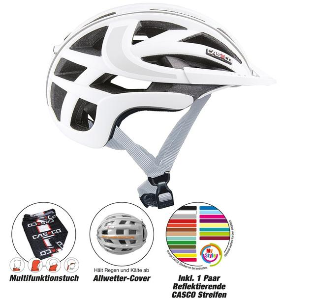 Casco Helme - Sportiv-TC Plus