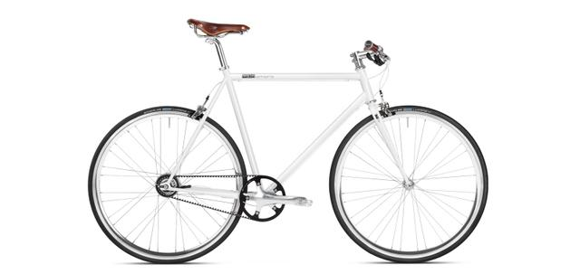 mika amaro pearly white - 8 Speed Limited Edition - Urban Bike hier individuell bestellen.