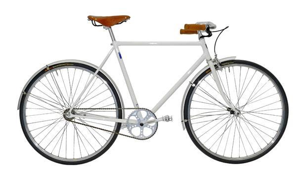 Bella Ciao Ingegnere - - Singlespeed das besondere Stahlrahmen Fahrrad