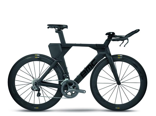 BMC Rennrad Aero-Series Timemachine 01 - THREE mit Shimano Ultegra Di2 (2018/2019)