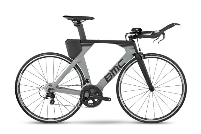 BMC Rennrad Aero-Series Timemachine 02 - THREE mit Shimano 105 (2018/2019)