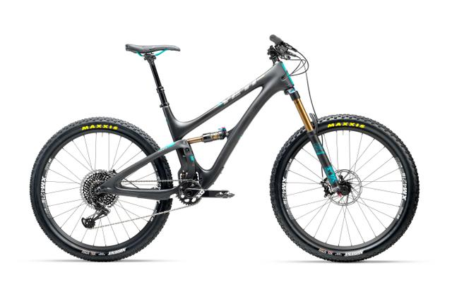 YETI SB5 Trail-Mountainbike - mit SRAM X01 Eagle (2017)