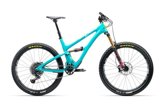 YETI SB5 BETI Trail-Mountainbike - mit SRAM X01 Eagle (2017)