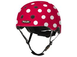 Melon Urban Active Collection      Helm Dolly White Größe M-L (52-58 cm)