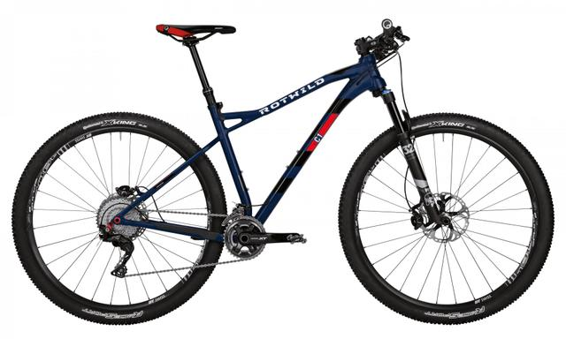 Rotwild Mountainbike - Cross-Country R.C1 HT 29 - PRO (2017)