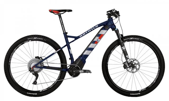 Rotwild Mountainbike - Cross-Country R.C+ HT E-MTB - 29 COMP (2017)