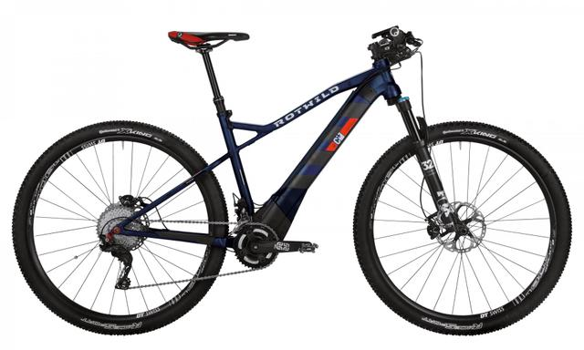 Rotwild Mountainbike - Cross-Country R.C+ HT E-MTB - 29 PRO (2017)