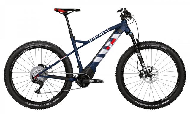 Rotwild Mountainbike - Cross-Country R.C+ HT E-MTB - 27,5  PRO (2017)