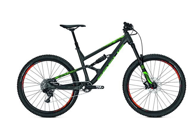 FOCUS Mountainbike Sam - PRO (2017)