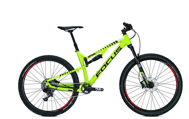 FOCUS Mountainbike Spine - EVO (2017)